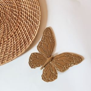 《Vintage》 wall butterfly decor